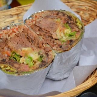 Burrito - 位於Boat Quay的Hombre Cantina (Boat Quay) | 新加坡
