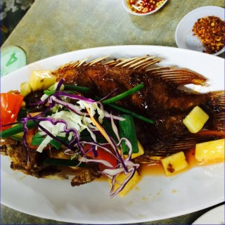 Fried Fish -  Joo Chiat / Jai Thai (Joo Chiat)|Singapore