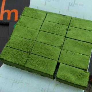 Hokkaido Matcha -  dari Melt Me (เมลทมี) (อ.บางพลี) di อ.บางพลี |Bangkok