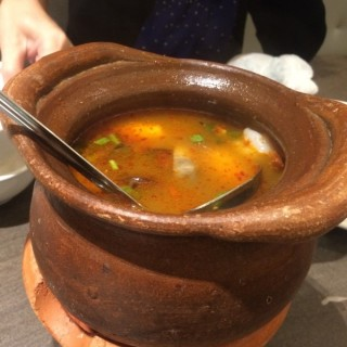 Tom Yum Soup -   / BALIthai (Sengkang)|Singapore