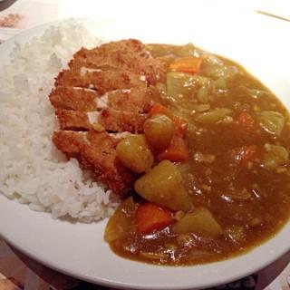 Chicken Katsu Curry - 位於Melawai的Midori Japanese Restaurant (Melawai) | 雅加達