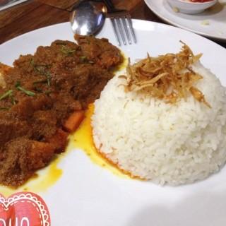 Nasi gule katsu -  Gatot Subroto / Waroeng Menak (Gatot Subroto)|Bandung