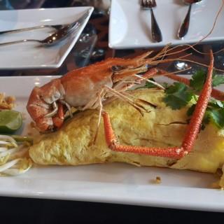 ไข่ห่อข้าวกุ้งแม่น้ำ - Pathum Wan's Mix Restaurant & Bar (Pathum Wan)|Bangkok