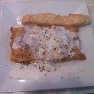 Lasagna Supreme -  dari Greenwich (Tabunok) di Tabunok |Cebu