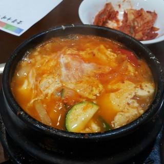 Son Sun Du Bu Jji Gae - Kebayoran Baru's Myeong Ga Myeon Ok (Kebayoran Baru)|Jakarta