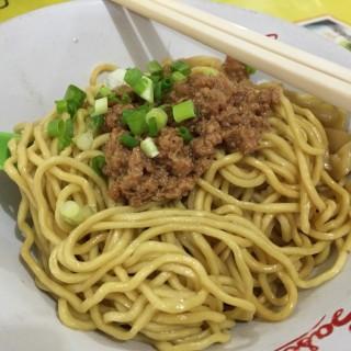 Mie daging cincang - ในGreen Ville จากร้านBakmie Aloi (Green Ville)|Jakarta