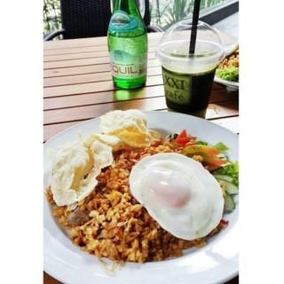 Nasi Goreng Kambing -  dari XXI Cafe (Kuningan) di Kuningan  Jakarta