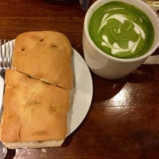 Green Tea Latte - San Dionisio's Starbucks Coffee (San Dionisio)|Metro Manila