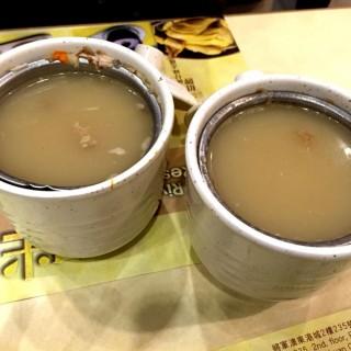 老火靚湯 - 位於大埔的咪走雞燒味至尊小廚 (大埔)   香港