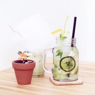 Ice Som Som Matcha Latte -  Chinatown / Banana Tree (Chinatown)|Singapore