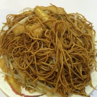 豉油皇炒麵 - 位於銅鑼灣的人和荳品廠 (銅鑼灣) | 香港