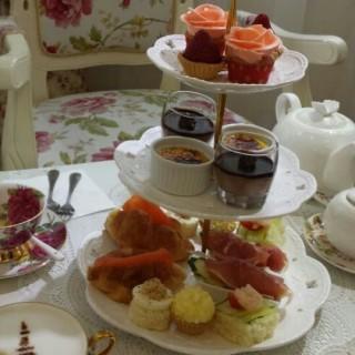 high tea - 位於尖沙咀的L' Tea Room (尖沙咀) | 香港