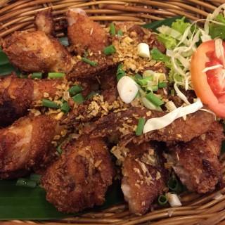 ไก่ทอด - Pathum Wan's Somtam Nua (Pathum Wan)|Bangkok