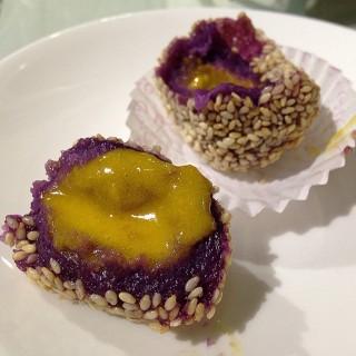 紫薯金沙球 - 位于跑马地的壹玖捌叁 (跑马地) | 香港