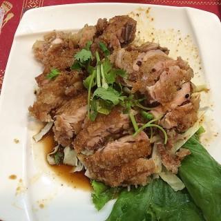 椒麻雞 -  dari 泰鑽泰式料理 (大里區) di 大里區 |Taichung