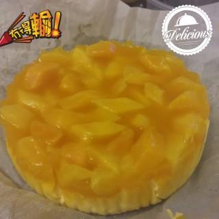 芒果流心芝士蛋糕 - 位於荃灣的諾亞半熟蛋糕專門店 (荃灣) | 香港
