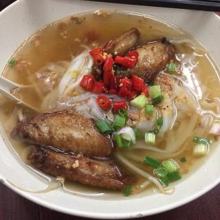 香茅雞翼河 - 位於大角咀的泰嘉雯泰式去骨海南雞飯 (大角咀) | 香港
