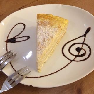 French Vanilla Miles Crepe -  Kepong / Hinz Café (Kepong)|Klang Valley