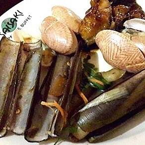 Seafood -  Kuala Lumpur City Center / Saisaki Japanese Buffet (Kuala Lumpur City Center)|Klang Valley