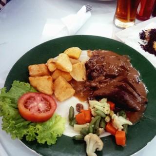 bistik lidah sapi -  Pemuda / Toko Oen (Pemuda)|Semarang