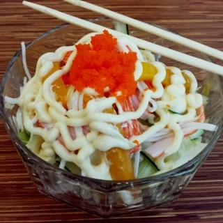 Kani Salad -  dari Rai-Rai Ken Ramen House and Sushi Bar (Basak) di Basak |Cebu