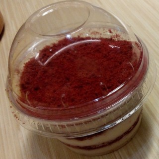 Red Velvet Cake - Sudirman's Pepper Lunch (Sudirman)|Jakarta