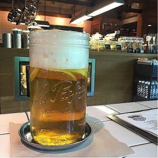 Shandy beer (Lemonade Shandy Beer)  -  dari Vanilla Bakeshop (คลองตันเหนือ) di คลองตันเหนือ |Bangkok