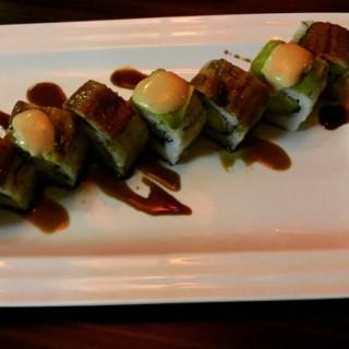 unagi & avocado sushi - Central Semarang's Sudoku Japanese Western Cafe (Central Semarang)|Semarang
