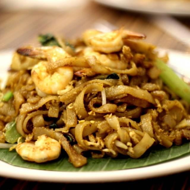 Kwetiau Goreng Seafood - Mangga Besar's Seroja Baru Kwetiau Sapi|Noodles / Kway Teow - Jakarta