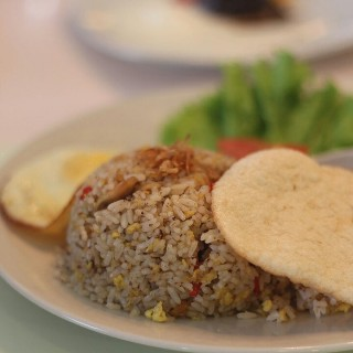 Nasi Goreng Kencur - 位于的Sweet Home Cafe (Setiabudi) | 万隆