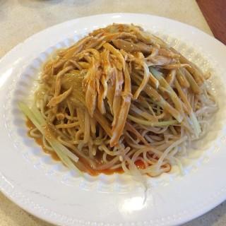 雞絲冷麵 - Hung Hom's Wing Lai Yuen Sichuan Noodles (Hung Hom)|Hong Kong