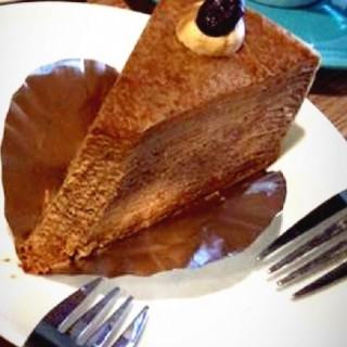 Double Chocolate Mille Crepe - Petaling Jaya (North)'s Nadeje (Petaling Jaya (North)) Klang Valley