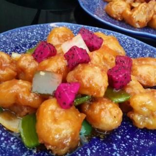 sweet and sour pork -  dari Ling Ling (Kuningan) di Kuningan |Jakarta