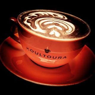 Hot Latte - Green Ville's Koultoura Coffee (Green Ville)|Jakarta
