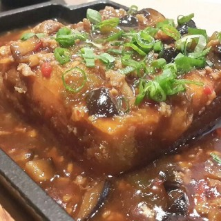 Hot Plate Tofu with Preserved Cai Xin and Minced Pork -  dari Paradise Dynasty (Pluit) di Pluit |Jakarta