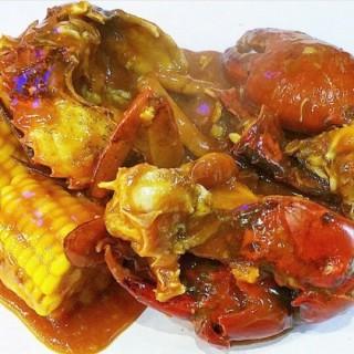 mix seafood sweet n sour sauce - West Surabaya's The Naked Crab (West Surabaya)|Surabaya