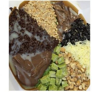 Martabak aneka rasa - Slipi's Tian Tian Dessert House (Slipi)|Jakarta