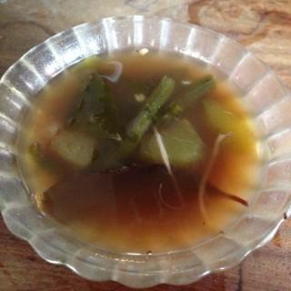 Sayur Asem - 位于的Waroeng Spesial Sambal (Simpang Lima) | 三宝珑