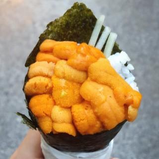 馬糞海膽手卷 (大) - 位於尖沙咀的勁回味 (尖沙咀) | 香港