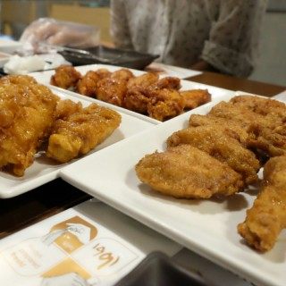 Honey Mustard Chicken - Khlong Toei's Kyochon (เคียวโชน) (Khlong Toei)|Bangkok