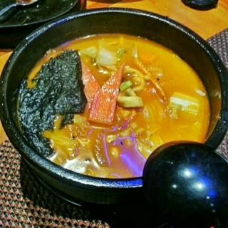 Seafood Ramen -  dari Tonchaya Japanese Kitchen & Bar (Fort Bonifacio ) di Fort Bonifacio  |Metro Manila