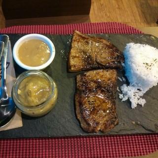 Blue Marlin Steak - Quezon City's Red Baron Ribs & Steaks (Quezon City)|Metro Manila