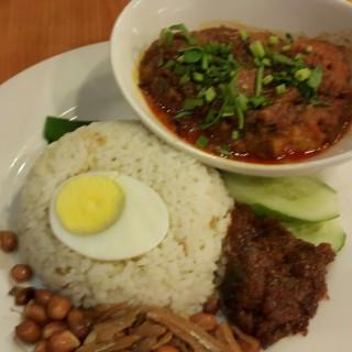 Nasi Lemak Ayam Masak Merah -  Petaling Jaya (North) / Kluang Station (Petaling Jaya (North))|Klang Valley