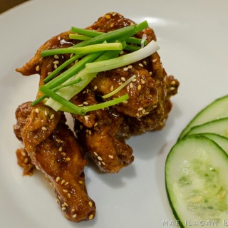 Asian Chili Wings  - Quezon City's Dong Juan (Quezon City)|Metro Manila