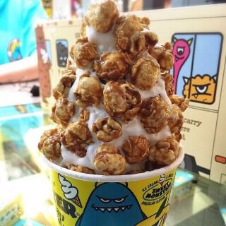 Caramel Monster - 位於旺角的Sweet Monster (旺角) | 香港