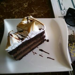 Chocolate Marshmallow Cake - Sta. Elena 's Café Via Angelo (Sta. Elena )|Metro Manila