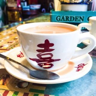 Milk tea - 位於銅鑼灣的喜喜冰室 (銅鑼灣) | 香港