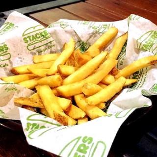 Crispy Fries -  dari Stackers Burger Café (Libis) di Libis |Metro Manila