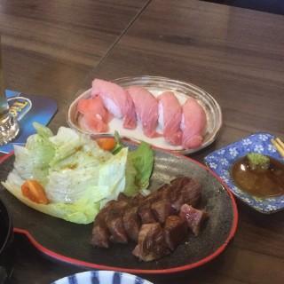 Lunch set promo -  dari Kaiware Japanese Restaurant (Somerset) di Somerset |Singapura