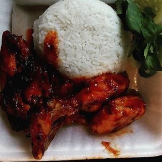 Ayam Bakar - ในKebayoran Lama จากร้านAyam Bakar Kambal (Kebayoran Lama) Jakarta